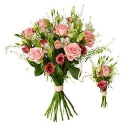 Pink baby birth bouquet (Vase Not Included)