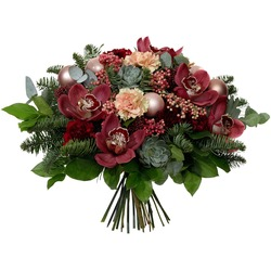 Premium Christmas bouquet