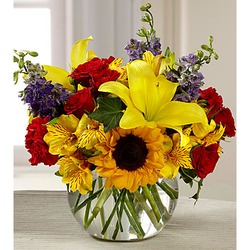 The FTD All For You Bouquet