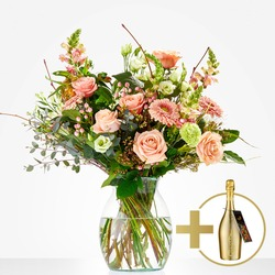Combi Bouquet: Stylish; including Bottega