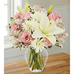 The FTD Pink Dream Bouquet