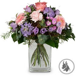 Bouquet Taurus (April 21 - May 20) (Vase not included)
