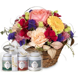 Melody of Color with Gottlieber tea gift set