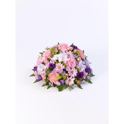 Classic Posy - Lilac and Pink