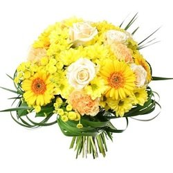 Sunny years bouquet (Vase Not Included)