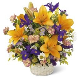 Natural Wonders Bouquet (Vase Not Included)