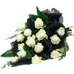 The condolences bouquet (Vase Not Included)