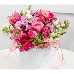 Pink Dream Bouquet (Container not Included)